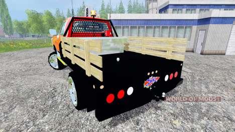 Dodge W350 v2.0 для Farming Simulator 2015