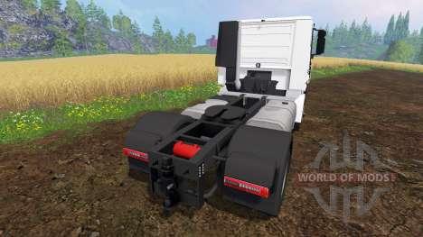 Iveco Stralis V8 LowCab v1.1 для Farming Simulator 2015