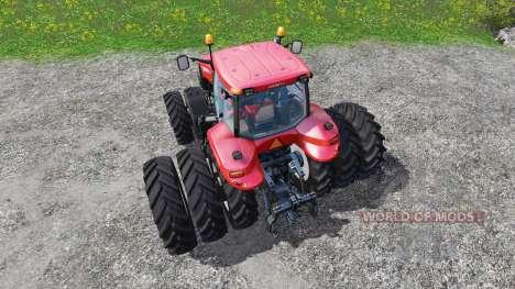 Case IH Magnum CVT 380 [wolf edition] для Farming Simulator 2015