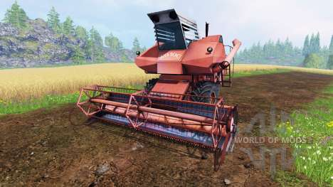СК-6 Колос для Farming Simulator 2015