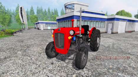 IMT 533 DeLuxe для Farming Simulator 2015