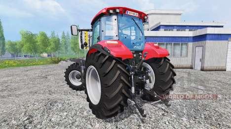 Case IH Farmall 105 U Pro для Farming Simulator 2015