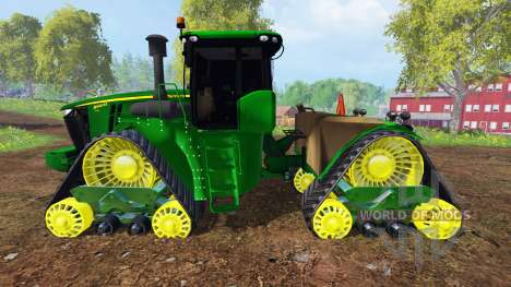 John Deere 9620RX v2.0 для Farming Simulator 2015