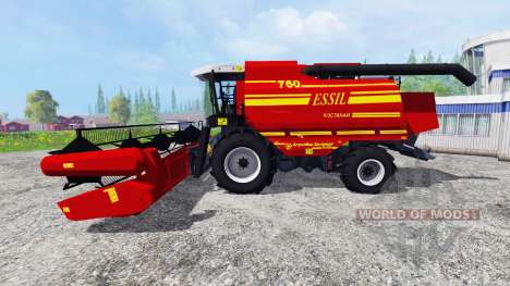 Essil КЗС-760 для Farming Simulator 2015