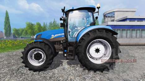 New Holland TD65D для Farming Simulator 2015