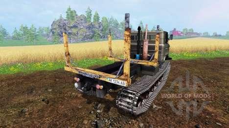 ГАЗ-66 [гусеничный] для Farming Simulator 2015