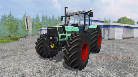Deutz-Fahr AgroStar 6.81 для Farming Simulator 2015