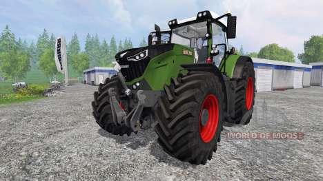 Fendt 1050 Vario [washable] v1.1 для Farming Simulator 2015