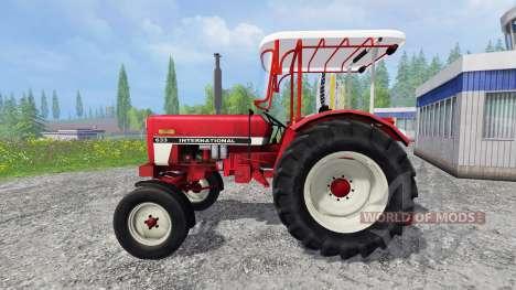 IHC 633 v2.0 для Farming Simulator 2015