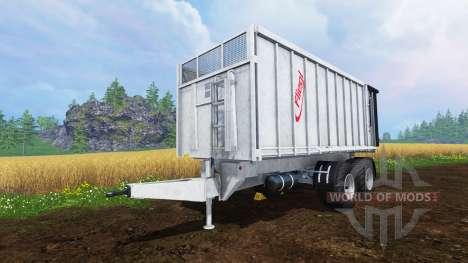Fliegl TMK 266 v1.5 для Farming Simulator 2015