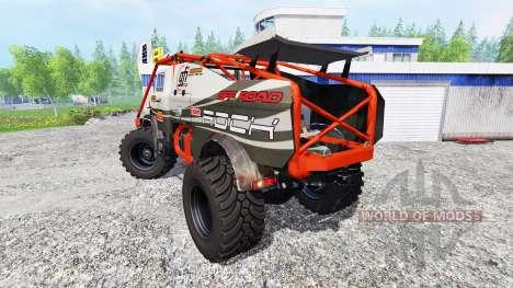 Урал Race для Farming Simulator 2015