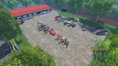 Nederland v1.3 для Farming Simulator 2015