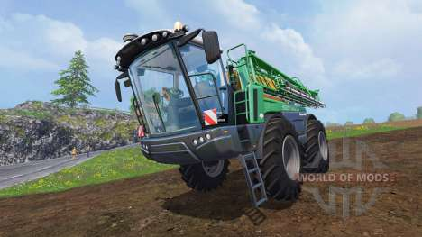 Amazone Pantera 4502 v2.0 для Farming Simulator 2015