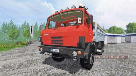 Tatra 815 [pack] для Farming Simulator 2015