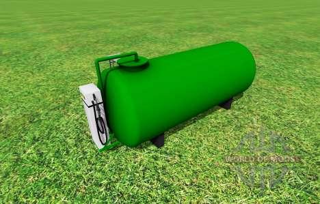 Gas Station v3.0 для Farming Simulator 2015
