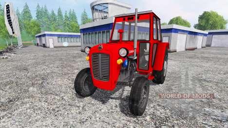 IMT 533 DeLuxe v2.0 для Farming Simulator 2015