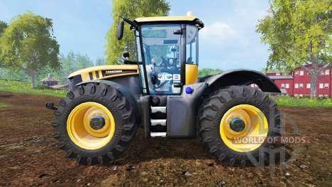 JCB 4220 v2.1 для Farming Simulator 2015