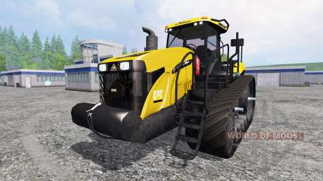 Caterpillar Challenger MT875D для Farming Simulator 2015