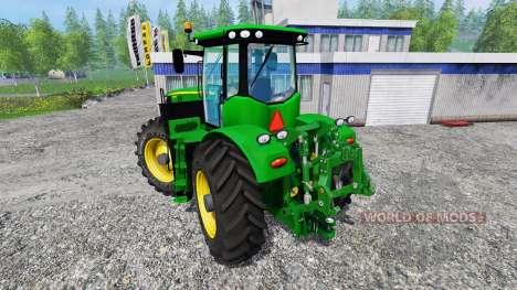 John Deere 9560R v1.1 для Farming Simulator 2015