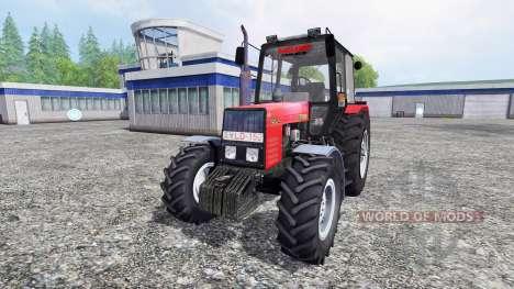 МТЗ-892.2 Беларус для Farming Simulator 2015