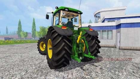 John Deere 7920 для Farming Simulator 2015