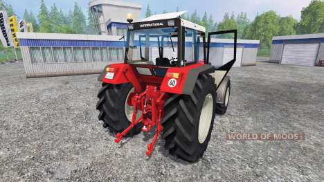 IHC 1455 FH v1.1 для Farming Simulator 2015