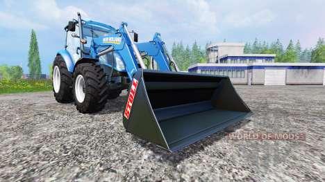 Универсальный черпак Stoll для Farming Simulator 2015
