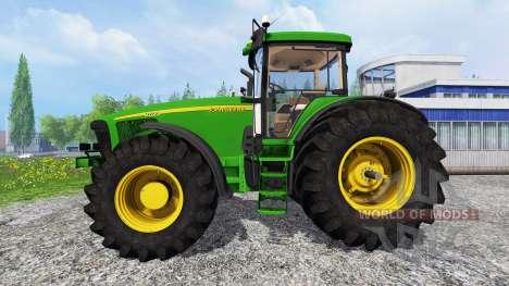 John Deere 8520 для Farming Simulator 2015