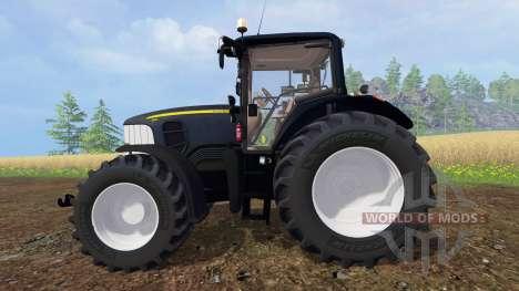 John Deere 7530 Premium [black] для Farming Simulator 2015