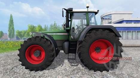 Fendt Favorit 816 для Farming Simulator 2015