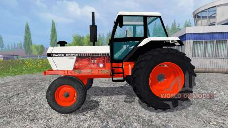 David Brown 1490 2WD для Farming Simulator 2015