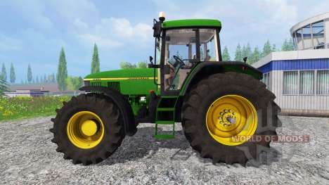 John Deere 7810 [washable] для Farming Simulator 2015