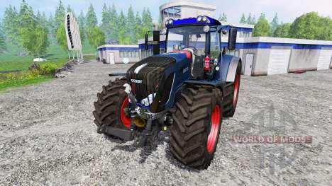Fendt 936 Vario [wolf edition] для Farming Simulator 2015