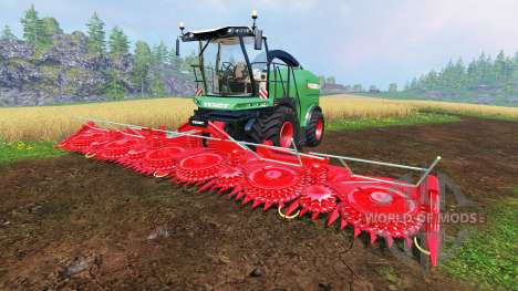 Fendt Katana 85 для Farming Simulator 2015