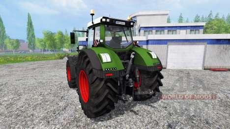Fendt 1050 Vario v1.2 для Farming Simulator 2015