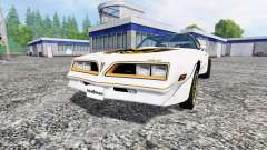 Pontiac Firebird Trans Am 1977
