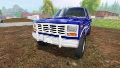 Ford Ranger F-150 1981