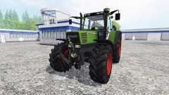 Fendt Favorit 515C [washable] для Farming Simulator 2015