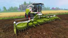 CLAAS Jaguar 980 [dynamic power]