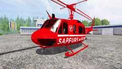 Bell UH-1D [sapeurs pompiers]