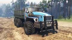 Урал-4320-10 v3.0 для Spin Tires
