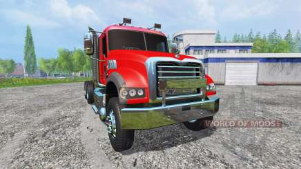 Mack Granite v2.0 для Farming Simulator 2015