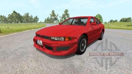 Mitsubishi Galant для BeamNG Drive