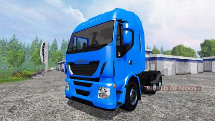 Iveco Stralis Hi-Way для Farming Simulator 2015