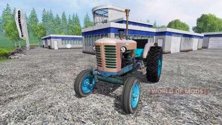 МТЗ-52 для Farming Simulator 2015
