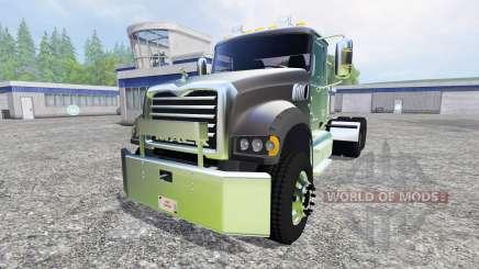 Mack Granite для Farming Simulator 2015