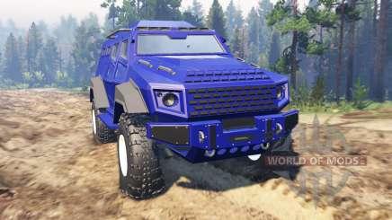 GTA V HVY Insurgent для Spin Tires