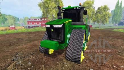 John Deere 9620RX v2.0 для Farming Simulator 2015