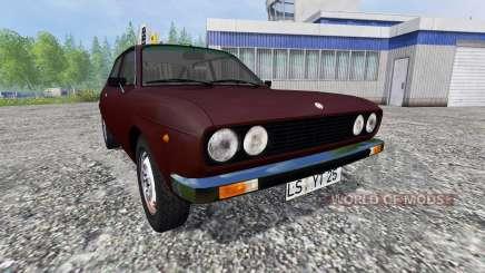 Fiat 128 3P для Farming Simulator 2015