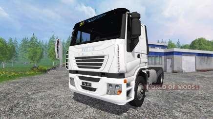Iveco Stralis V8 LowCab для Farming Simulator 2015